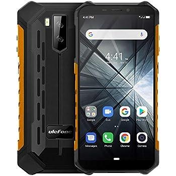 Teléfono Moviles Resistentes(2019), Ulefone Armor X3 con Modo ...