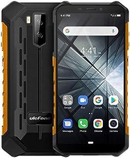 "(2019) Ulefone Armor X3 Outdoor mobiele telefoon met onderwatermodus, Android 9.0 5.5 ""IP68 / IP69K Smartphone, Dual SIM, ..."