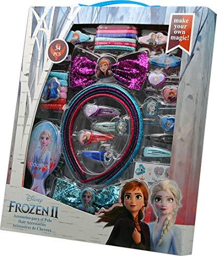 Disney Frozen 19433 Haaraccessoires, bunt
