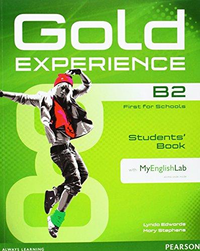 Gold experience B2 - Libro de trabajo con la expansión en l