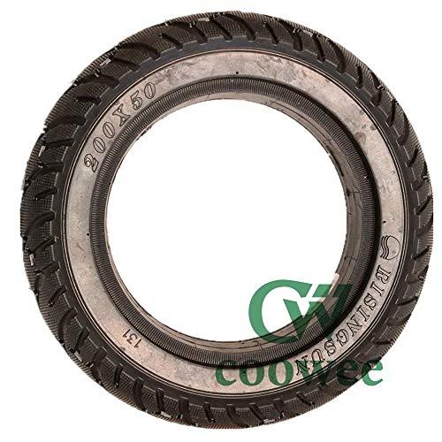 Cowee CW - Neumático grande para rueda motora de 8 pulgadas, goma tender cómoda, compatible con e-twow