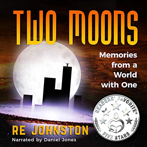 Two Moons audiobook cover art