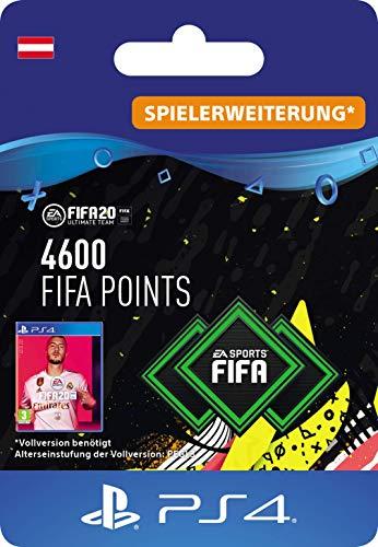 4600 FIFA 20 Points - PS4 österreichisches Konto (Download Code)