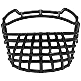Schutt Sports Varsity V-ROPO DW SSU Football Faceguard, Black