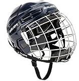 Bauer IMS 5.0 Helmet Combo Men, taglia:M, colore:navy