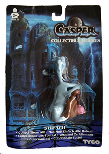Stretch, the Ghost Collectible Figure - 1995 Casper the Movie Series