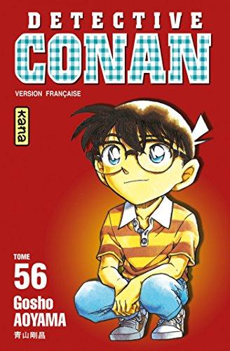 Détective Conan - Tome 56