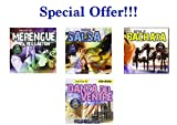 Special Offer Corsi Di Ballo- Merengue , Salsa, Bachata, Danza Del Ventre CD+DVD