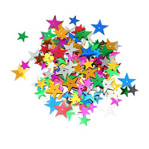 Lentejuelas Estrella  marca Amosfun