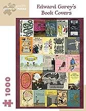 Edward Gorey's Book Covers: 1000-Piece Jigsaw Puzzle