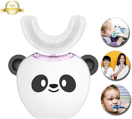 V-white 電動歯ブラシ こども用 超音波振動360°オールラウンドクリーニング、充電式 (ホワイト)
