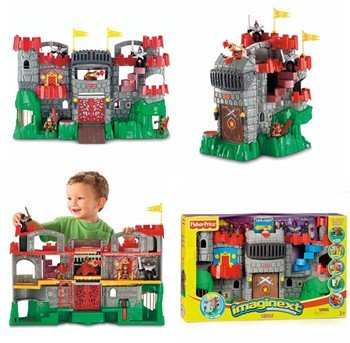Fisher Price Imaginext Adventure Castle