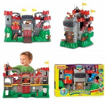 Fisher-Price Imaginext Adventures Castle