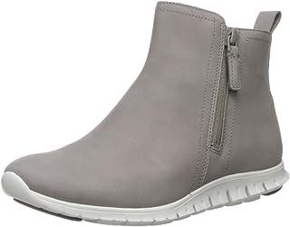 Cole Haan ZEROGRAND SIDE ZIP BOOTIE WATERPROOF Girl's Ankle Boot