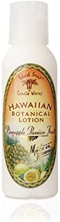 Island Soap & Candle Works Lotion, Pineapple Passion Fruit, 2 Ounce