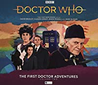 The First Doctor Adventures Volume 2 (Doctor Who - The First Doctor Adventures)