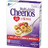 Multi Grain Cheerios, Gluten Free, Multigrain Cereal, 18 oz