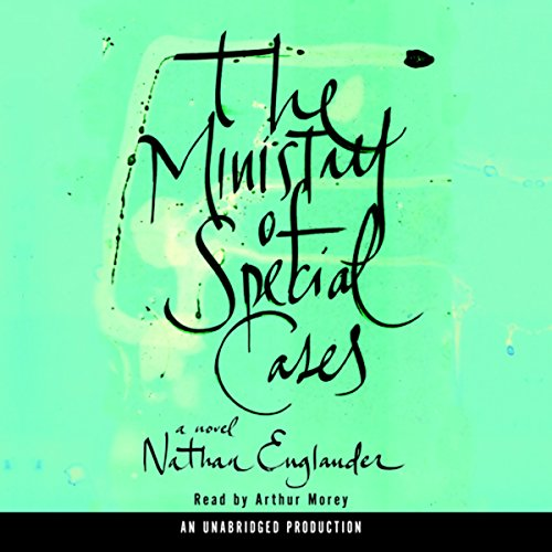 The Ministry of Special Cases audiobook cover art