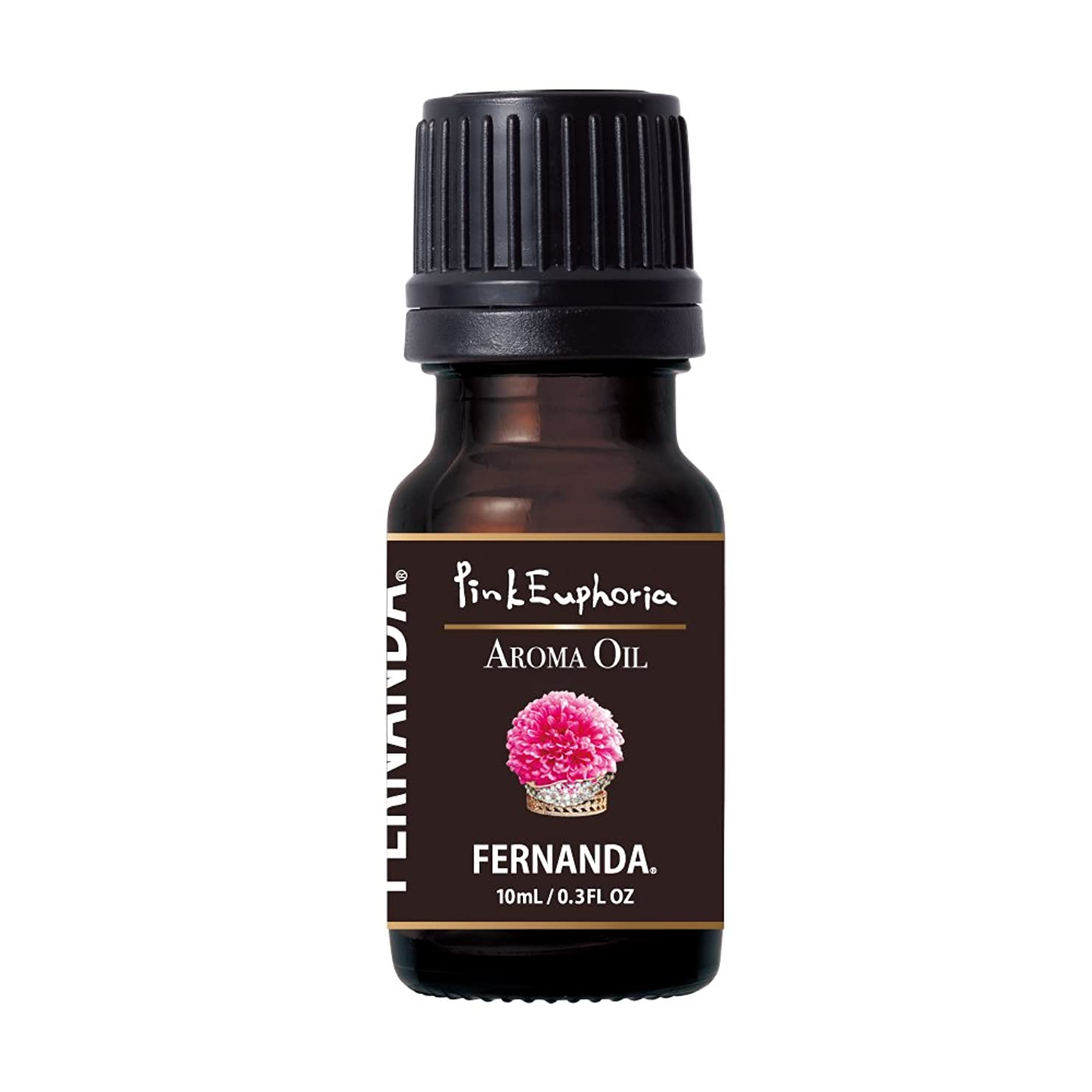 うっかり和羊の服を着た狼FERNANDA(フェルナンダ) Fragrance Aroma Oil Pink Euphoria (アロマオイル ピンクエウフォリア)