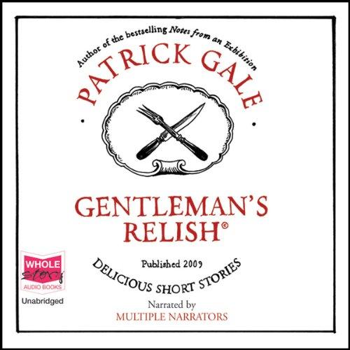 Gentleman's Relish cover art