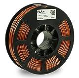 KODAK PLA Plus 3D Printer Filament, 2.85mm +/- 0.02 mm, 750g (1.7lbs) Spool, Copper
