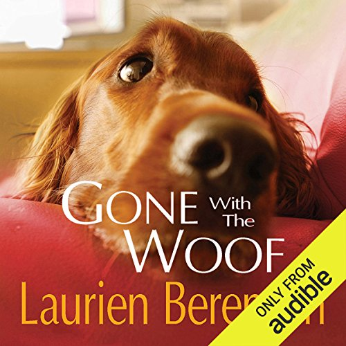 Gone with the Woof audiobook cover art