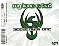 My love is hot [Single-CD]