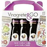 Gallo, Vinagre extra Virgin, Rojo, 10x20ml, Botellas de Cristal