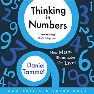 Couverture de Thinking in Numbers