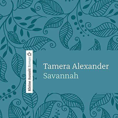 Savannah cover art