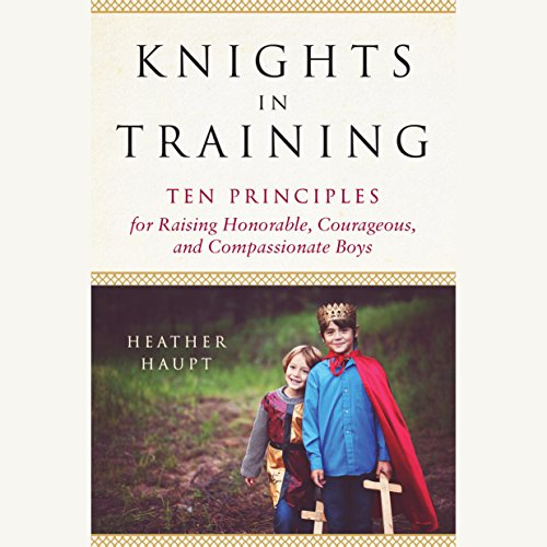 Knights in Training audiobook cover art