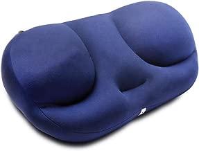 """【重力から開放される""""理想的な眠り""""をあなたのもとへ】Maywind 高反発枕 安眠枕 800万微粒子ビーズ 快眠まくら 蝶型3D立体構造 いびき防止 人間工学設計 ネックフィット枕 枕 手洗い可能 ラテックス枕 頚椎サポート 新仕様肩こり首こり防止 横向き 仰向け快適"""