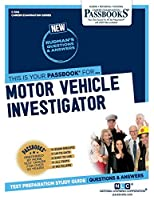 Motor Vehicle Investigator