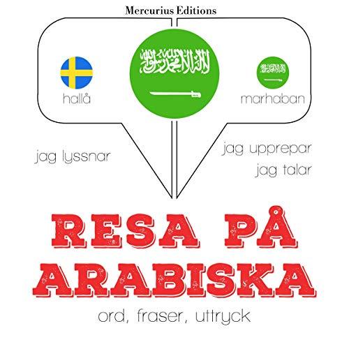 Resa på arabiska cover art