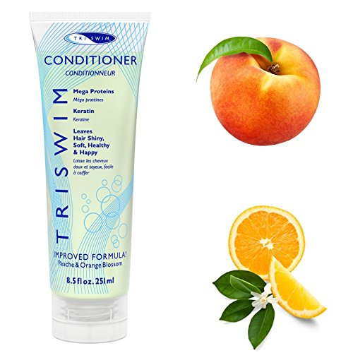 TRISWIM Conditioner 251ml - Haarspülung für Schwimmer - Chlor neutralisierende