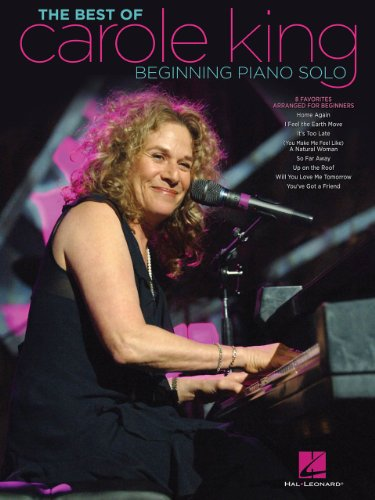 Carole King: The Best Of - Beginning Piano Solo - Partitions