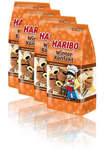 Haribo Winter Konfekt 4x300g