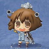 JJRPPFF Q Versión Yukikaze Figura, Modelo de Personaje de colección Kantai de 2.8 Pulgadas, Muñecas Nendoroides Lindas Estámpresas, Material de PVC Anime Girl Figma (para Colección de Regalos)