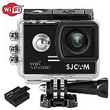 SJCam SJ5000 WIFI (versión española) - Videocámara deportiva (LCD 2.0'', 1080p 30...