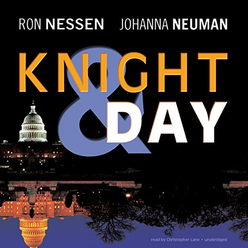 Knight & Day audiobook cover art