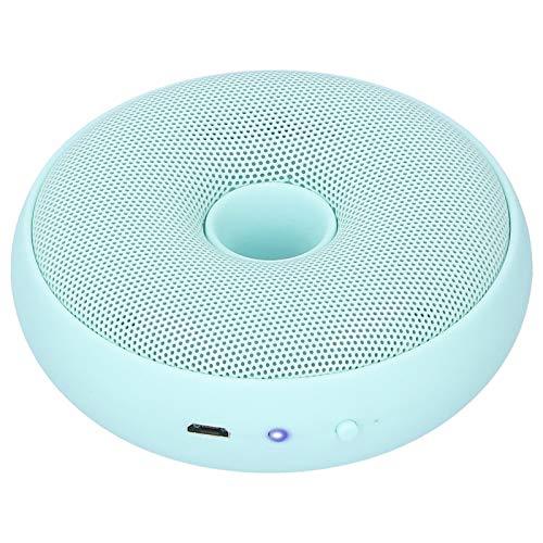 Hogar Eliminación de olores del refrigerador, purificadores de aire Ionizadores Limpiador Purificador de aire Forma de rosquilla Purificador de ozono Limpiador de aire Elimina el polvo de humo Para vi