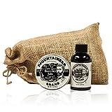Heavy Duty Beard Balm and Beard Oil by Mountaineer Brand: The...