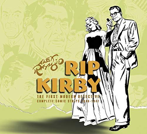 Rip Kirby de Alex Raymond nº 02/04: El primer detective moderno. Tiras completas 1946-1948
