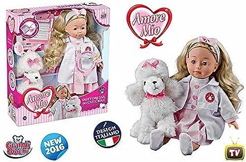 LIBERAONLINE Puppe Doktor der Welpen Spiel Spielzeug Geschenk   AG17