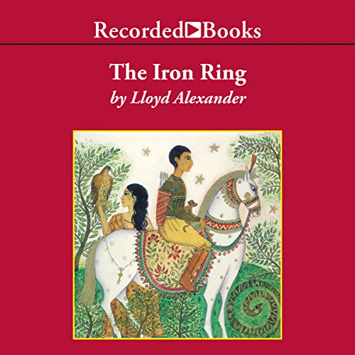 The Iron Ring cover art