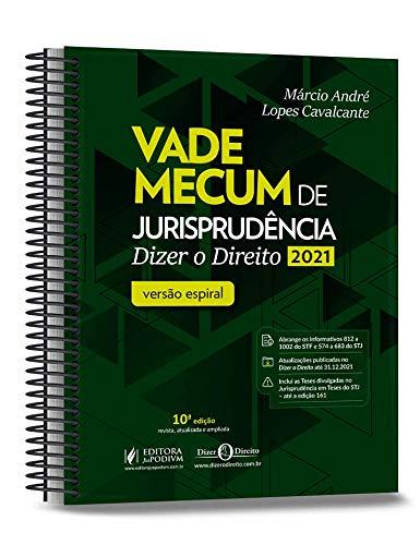 Vade Mecum de Jurisprudencia - 10Edição 21 - (Espiral)
