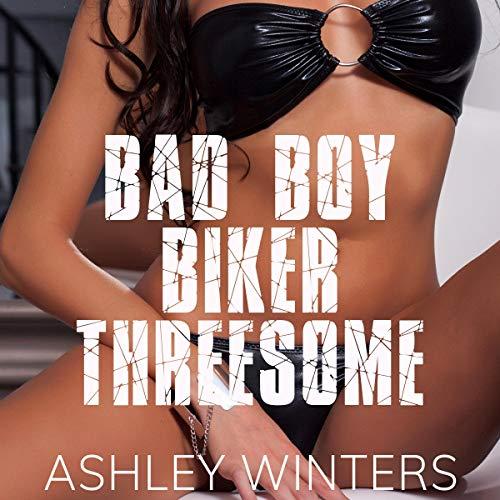 Bad Boy Biker Threesome Titelbild