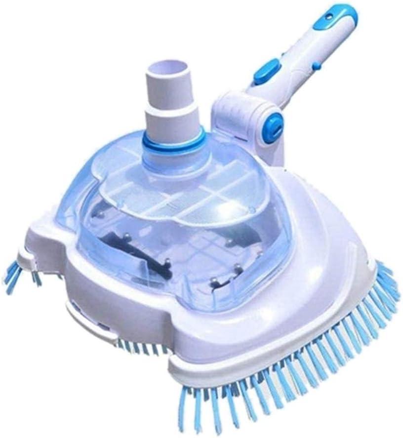 Pool Vacuum Selling Head Cleaning Underwater Brush Cleaner Dirt Max 67% OFF