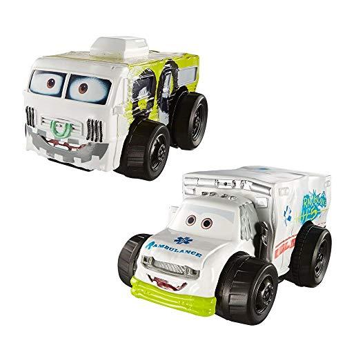 Fahrzeug Spielset | Disney Cars | Wasser-Spielzeug | Splash Racer Mattel