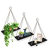 AGSIVO Floating Shelves with Str...